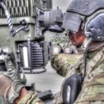 Stryker Soldiers Battle In Exercise