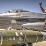 F-16 Fighter Jets Weapons Load Crew