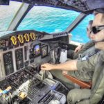 New Zealand Air Force Anti-Submarine Warfare – P-3 Orion Torpedo Launch