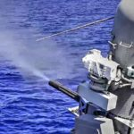 Phalanx CIWS Close In Weapons System Live Fire Test