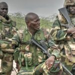 Watch Senegalese Army & United States Army Train Together