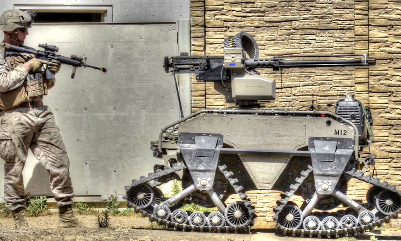 Weapons Of The Future – Military Robots From US Military's ...