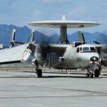 E-2C Hawkeye Refuel