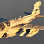 EA-6B Prowler Receive Fuel From KC-10 Extender