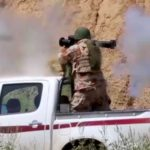 German Soldiers Train Peshmerga On Panzerfaust 3