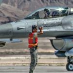 Military Aircraft Actions – Advanced Aerial Combat Training Exercise Red Flag