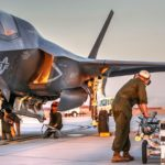 F-35 First Ever Hot Load