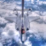 F-35A Fighters In-Flight Refuel By KC-10 – Nearly 30 Min. Of Raw Footage
