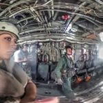 Helicopter Support Team – CH-53E Buoy Lift 360º Video