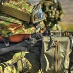 Japan Ground Self-Defense Force — Support By Fire (SBF) Range
