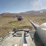 Light Armored Vehicles Live Fire Range