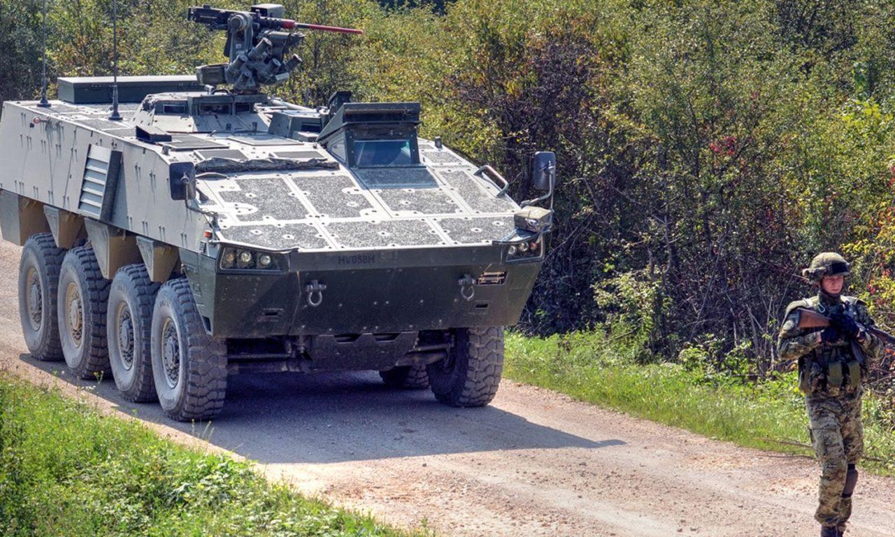 Patria AMV témájú híreink - HTKA - Haditechnikai Kerekasztal