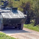 Patria AMV (Armored Modular Vehicle)