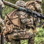 U.S. And Korean Marines Train Together