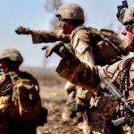 U.S. Marines Live-Fire Training In The Australian Outback