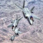 F-35 Taxiing, Refueling, Takeoffs, Landings And Aerial Footages