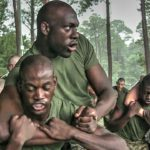 Marine Corps Martial Arts Program: Hand-To-Hand Combat Training