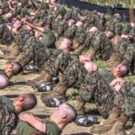 United States Marine Corps Recruit Training — Physical Training
