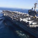 Carrier Strike Group – Simulated Strait Transit Off California Coast