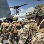 Helo Raid Insertion – Marines MEU Vertical Assault Via MV-22