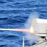 Navy Ship Live-Fire Deadly Supersonic RAM Missiles