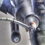 Powerful French Mirage 2000 Air Refueled Over Middle East