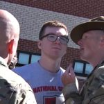 'Shark Attack' On Army National Guard Recruits