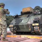 U.S. Army 2-8 Cavalry — Railhead Operations