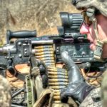 Army Paratroopers – AIR Squad Live-Fire Exercise