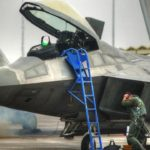 F-22 Preflight Checks, Startup, and Takeoff