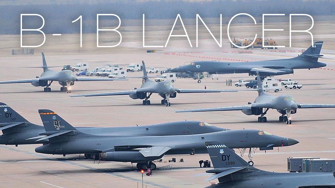 �ล�าร���หารู�ภา�สำหรั� B-1B