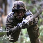 Infantry Marines – Jungle Endurance Course