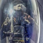 KC-135 Air Refueling Mission – F-15, F-16, B-1B