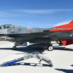 QF-16 Full Scale Aerial Target – F-16 Based Drone