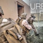 U.S. Marines Conduct Raid During Urban Combat Simulation