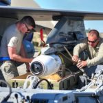 Air National Guard – Fighter Jet Weapons Loading