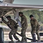 F-22 Raptor – Forward Air Refueling Point (FARP) Operation