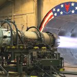 Listen To The Deafening Roar Of F-16 Jet Engine Full Afterburner