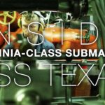 A Rare Look Inside US Navy Nuclear Submarine USS Texas