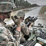 Crew-served Weapon Engagements – US Marines M240B Machine Gun