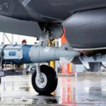 F-35B Ordnance Hot Load Operation