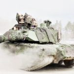 This 60+ Tons M1A2 Abrams Tank Can Dance