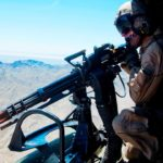 USMC Helicopter Door Gunner – UH-1Y Aerial Gunnery