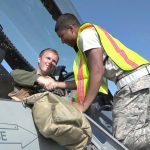 Behind the Scenes: Air Force Crew Chief Prepping F-16 for Launch