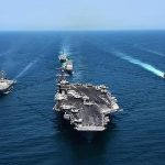 Strong Message To North Korea: US Carrier Strike Group 1 Drills With S. Korean Navy