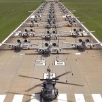 The A-10 WILL KEEP FLYING – Surge Exercise Elephant Walk