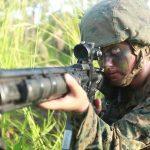 USMC Basic Warrior Training – Combat Endurance Course