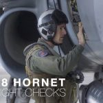 F/A-18 Hornet Pre-Flight Checks