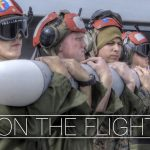 LIFE ON THE FLIGHTLINE: F/A-18 Hornet Squadron In Action
