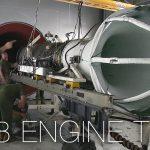 Marines Test F-18 Jet's Powerful F404 Engine